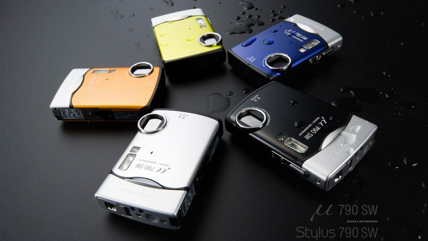 farebné fotoaparáty