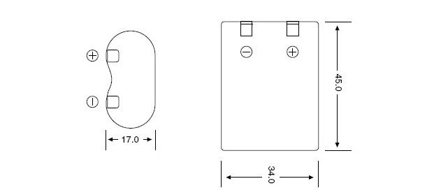 rozmer baterky 2cr5