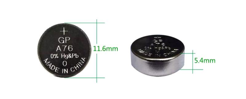 bateria a76 lr44